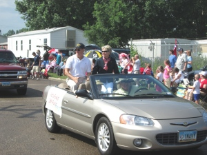 Mandan 2013 4th of July parade 025R