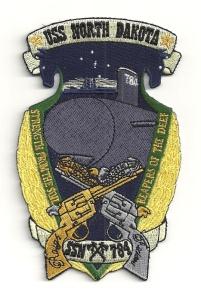 Crest patch R