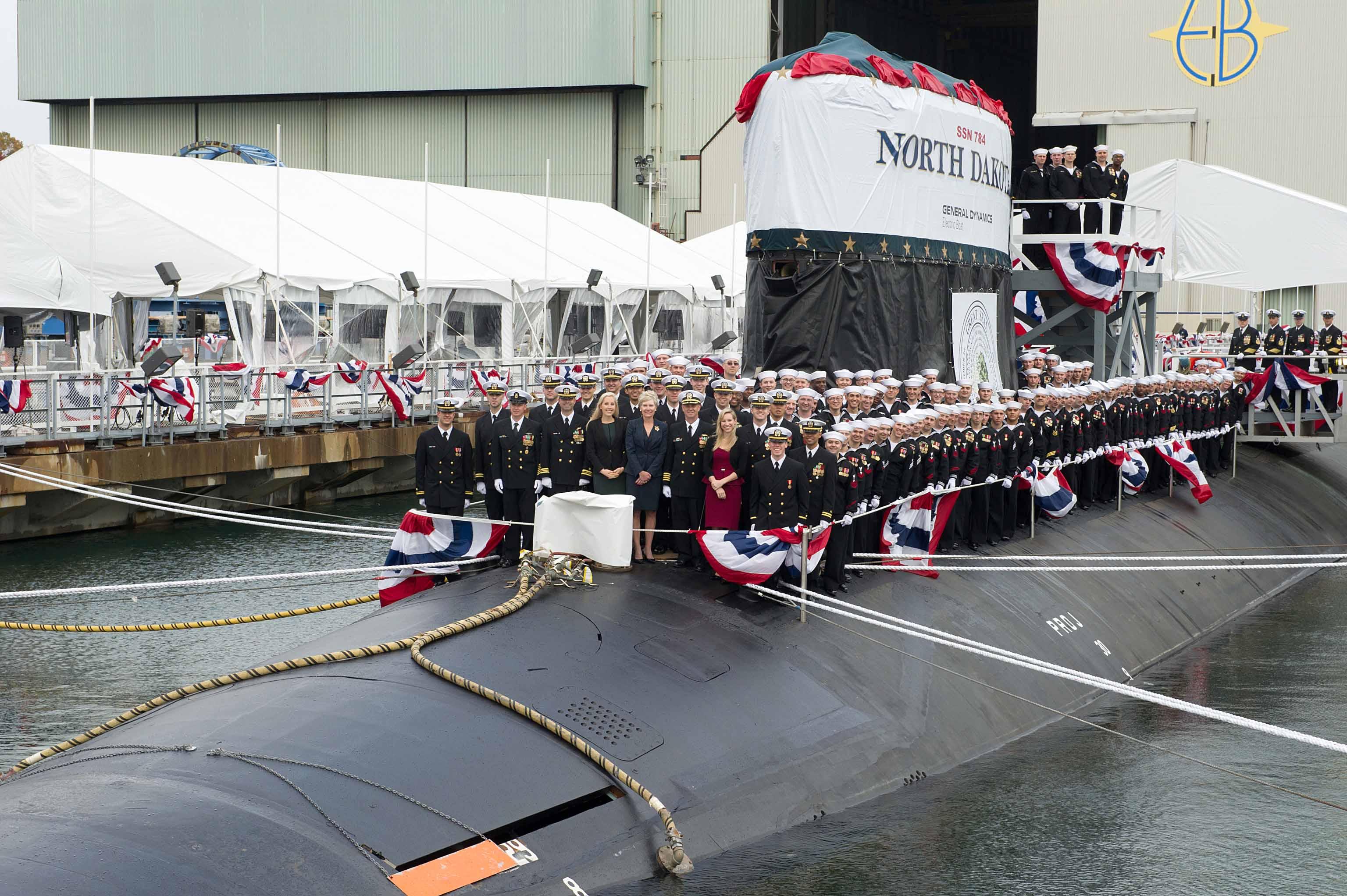 EEUU pospone la entrada en servicio de un submarino nuclear
