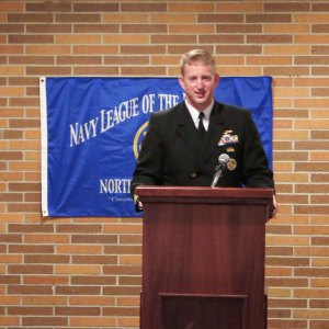 Navy League speech